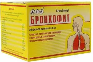 Бронхофит