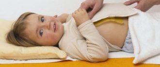 Лечение кашля у ребенка медом и капустным листом