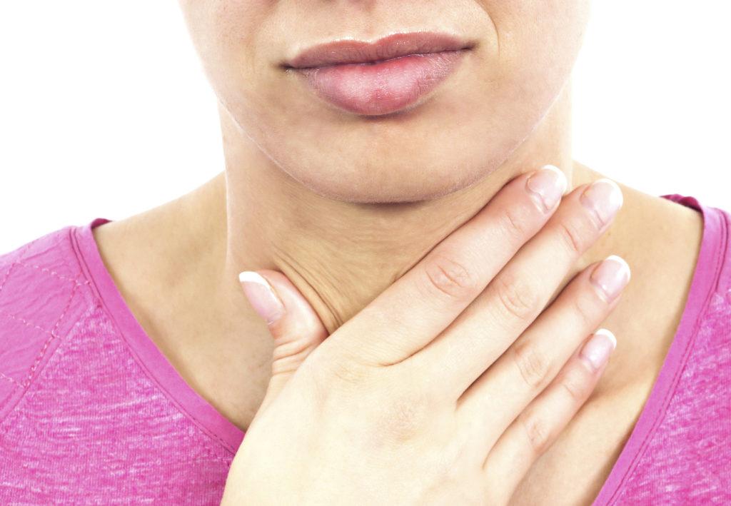 Мучает першение в горле и сухой кашель - примите меры! Диагностика и лечение симптоматики першения в горле и сухого кашля - Автор Екатерина Данилова