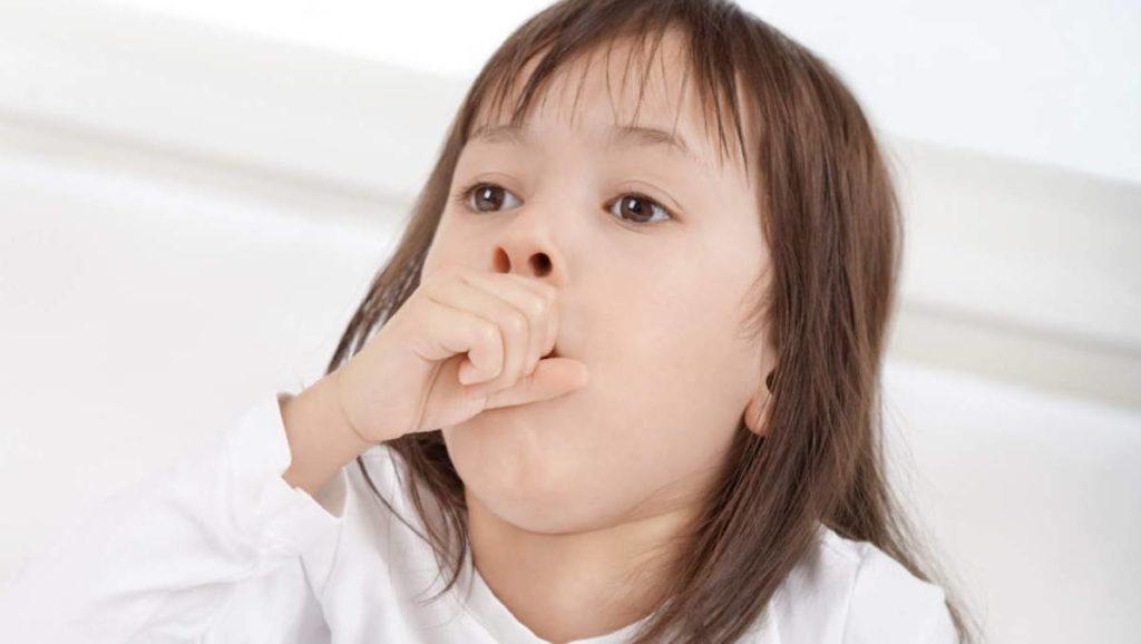Сироп от кашля при ларингите для детей
