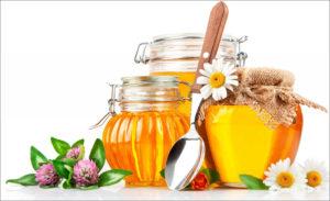 Компрессы на основе меда