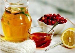 При употреблении препарата рекомендовано пить много теплой жидкости