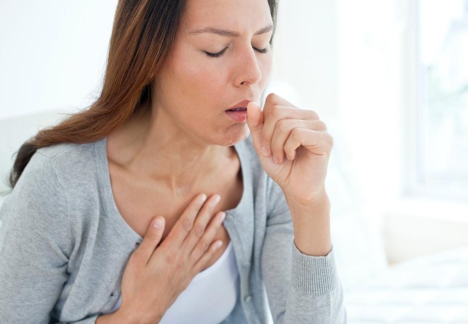 Сухой приступообразный кашель до рвоты у взрослого