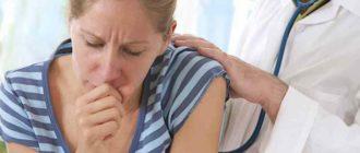 Кашель после пневмонии у взрослого