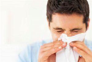 аллергия на компоненты сиропа