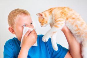 Детей, склонных к аллергии, необходимо заранее подготовить к пробе Манту