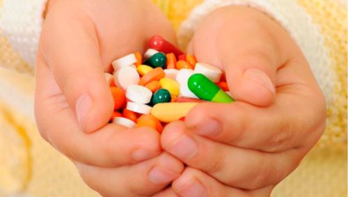 Детские антибиотики при бронхите