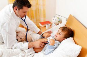 аускультация дыхательной системы у ребенка