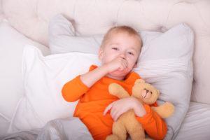 бронхит у ребенка без температуры