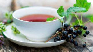чай из смородины