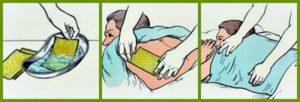 инструкция по применению горчичников