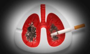курение как причина бронхита