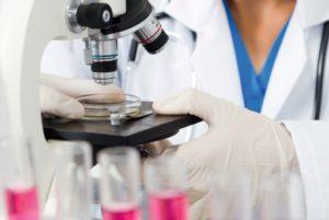 микроскопический анализ мокроты