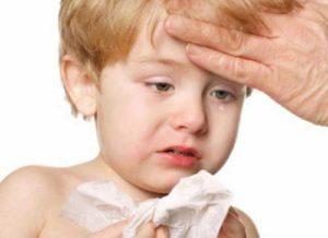 орви у ребенка