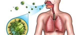 патология дыхательных путей