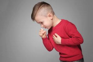 постоянный кашель у ребенка