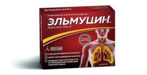 препарат эльмуцин