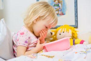 приступы тошноты и рвоты у ребенка