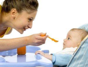 Детям до года от кашля можно давать только сиропы и капли