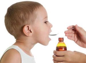 сироп от кашля халиксол для детей