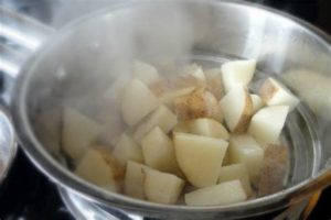 Картофельная ингаляция