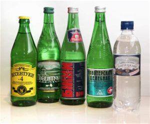 Лечебно-столовая вода