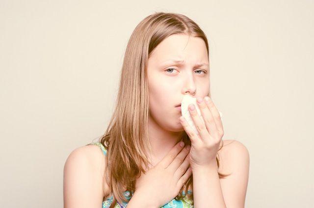 Как остановить удушающий кашель у взрослого