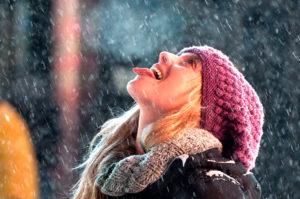 вдыхание холодного воздуха