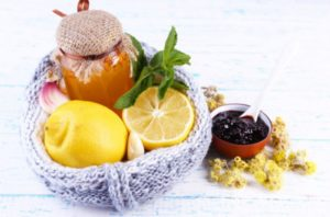 Паста Амосова с лимоном и медом