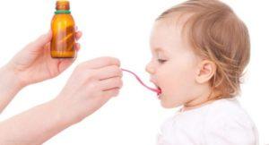 препарат можно давать детям с 2-х месяцев