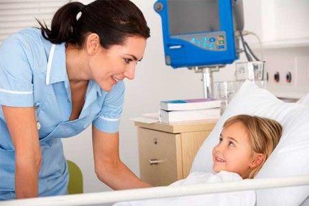 Как лечат пневмонию у детей в стационаре