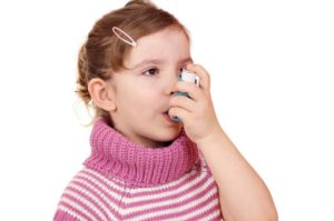 астма у ребенка