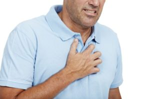 болезненность в груди