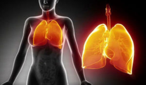 деструктивная пневмония