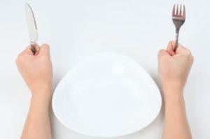 Процедура проводится на голодный желудок