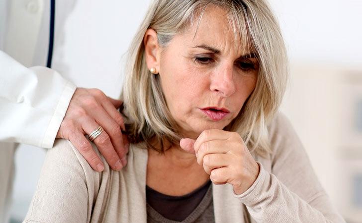 Кашель при пневмонии у детей симптомы