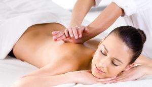 массаж от боли в спине