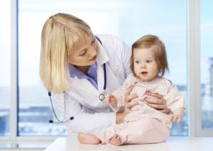 пневмония у грудничка