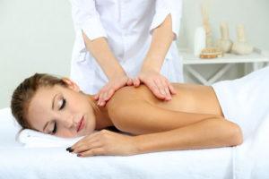 расслабляющие лечебные массажи