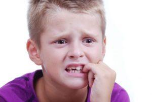 стресс в детском возрасте