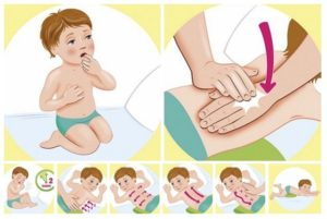 техники массажа при бронхите у ребенка