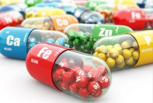 витаминно–минеральные комплексы