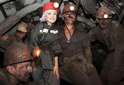 От пылевого бронхита чаще всего страдают работники шахт